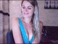 Cute blond with sweet smile and slim body... Friendly and playful